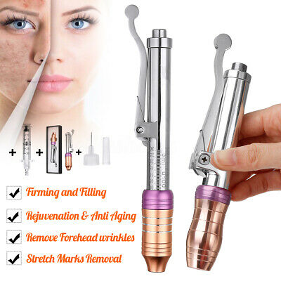 Hyaluron Stylo Acide Hyaluronique Non Invasif Seringue Anti-âge Injection Soin