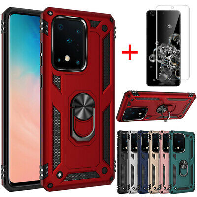 For Samsung Galaxy S20 Plus Ultra 5G S10 5G Plus Heavy Shockproof Cover Case