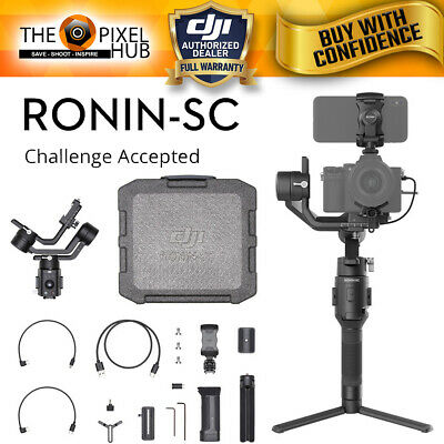 DJI Ronin-SC One-Handed Operation 3-Axis Gimbal Stabilizer - CP.RN.00000040.01