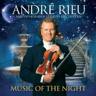 Andre Rieu - Music Of The Night [CD]