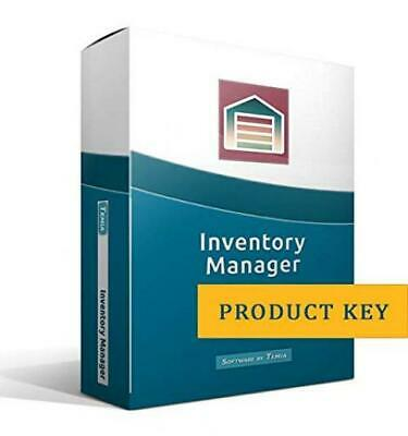 Inventory Manager [link to download the program, without CD]
