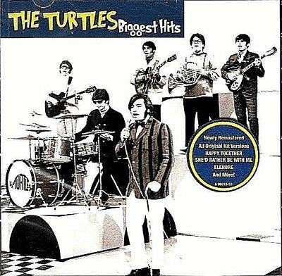 The Turtles .. Biggest Original Hits .. Happy Together .. 1960's .. Oldies