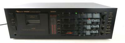 Nakamichi Dragon Cassette Recorder - Serviced In 2019 - Worldwide Shipping