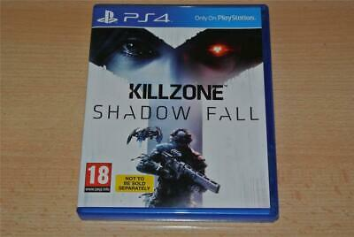 Killzone Shadow Fall PS4 Playstation 4 (N) **FREE UK POSTAGE**