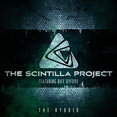 The Scinitilla Project - The Hybrid (feat Biff Byford) [CD]