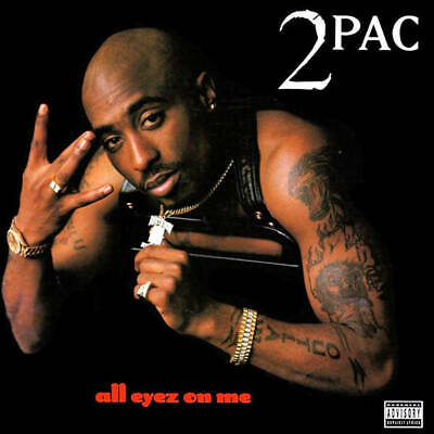 Tupac Shakur 2Pac All Eyez on Me Art Fabric Poster Wall Decor HD Printed Sizes