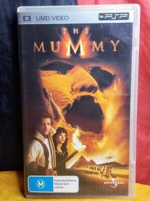The Mummy - Sony PSP UMD