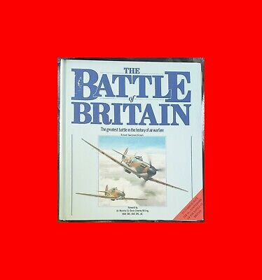 Rare Alt#Cover War Book:battle Of Britain-Greatest In The History Of Air Warfare