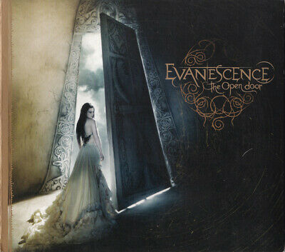 Evanescence The Open Door (VG+) CD, Album, Dig