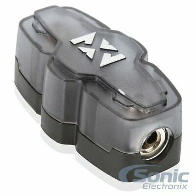 NVX XMANL04 ANL/Mini-ANL Fuse Holder 1/0 or 4 Gauge Input and Output