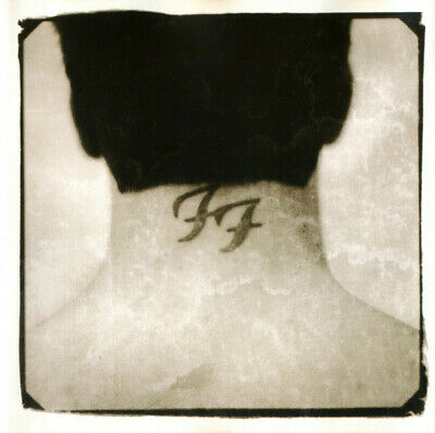Foo Fighters There Is Nothing Left To Lose (VG+) CD, Album, Enh,