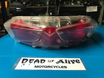 HONDA FORZA 300cc (2014)  REAR LIGHT AND INDICATORS CLUSTER