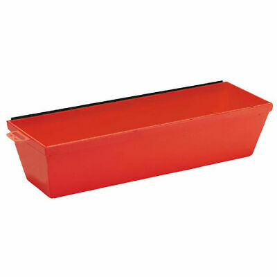 "Marshalltown 914 Mud Pan, 3-1/4"" H, Plastic"