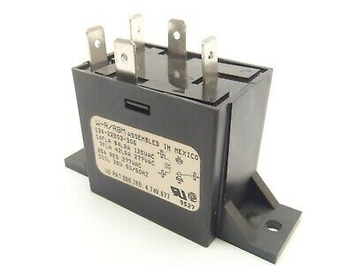 Contacts Rated for 3A @ 120vac USA Fast 4PDT Relay 120vAC Coil