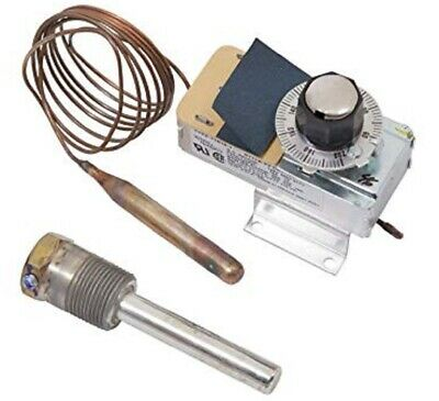 AO Smith 98368 Thermostat With Well, For Water Heater, Superseded By 100110256