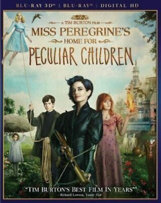 Miss Peregrine's Home For Peculiar Children New Bluray