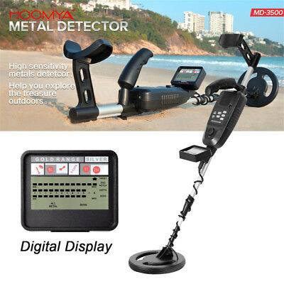 MD3500 Underground Metal Detector Gold Stud Finder Treasure Digger Tool Hot