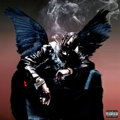 Travis Scott Birds in the Trap Art Fabric Poster Wall Decor HD Printed Multisize