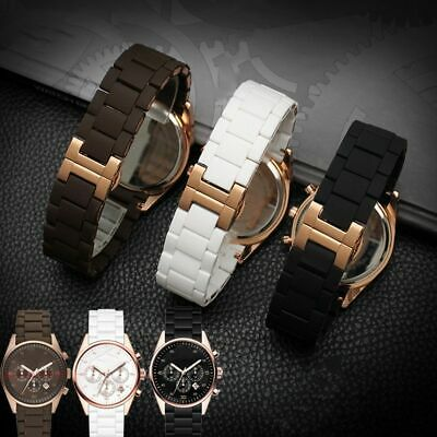 Watchband For Armani Watches Steel Rubber Ceramic Wrist Straps 20mm 23mm
