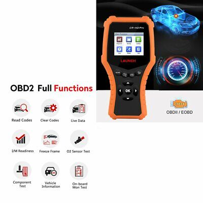 HEAVY DUTY TRUCK Diesel Gas Code Reader Scanner DPF ABS Oil