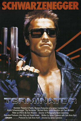 The Terminator POSTER 61x91cm NEW