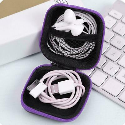 Waterproof Carrying Hard Case Box Headset Earphone Top Storage Earbud Bag P H6I1