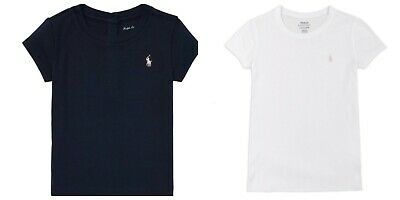 Genuine Ralph Lauren Polo baby girl's short  sleeve t shirt top SALE -25%