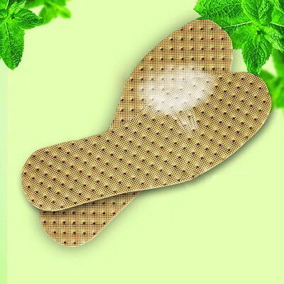 1Pair Peppermint odor Insoles Outdoor Sporting Sweat absorbent Shoe Insoles ne