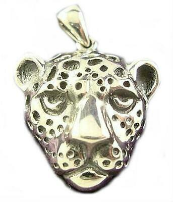 Vintage Style Molina Taxco Mexican 925 Sterling Silver Jaguar Pendant Mexico
