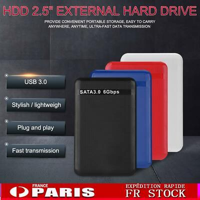 PORTABLE 1 To 2 To HDD 2.5PO USB 3.0 MINI EXTERNE MOBILE DISQUE DUR MOBILE PUITS