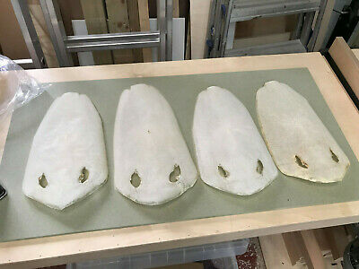 Real Genuine Stingray Shagreen Skin Leather Natural Rawhide Pelts (price each)