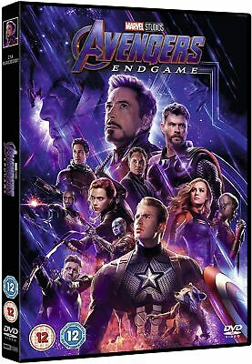 Avengers: Endgame [DVD] RELEASED 02/09/2019
