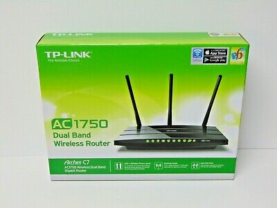 TP-LINK ARCHER A7,AC1750 Wireless Dual Band Gigabit Router(Official