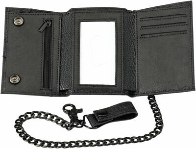 Z1R Synthetic Leather Wallet (Black) Regular