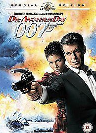 Die Another Day (DVD, 2003, 2-Disc Set) As New & Sealed James Bond 007 Freepost.