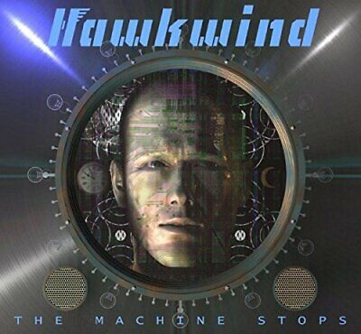 Hawkwind - The Machine Stops [CD]