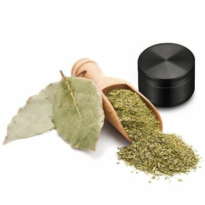 Nice 4 Layers Metal Tobacco Home Crusher Smoke Herbal Herb Grinder Hand Muller
