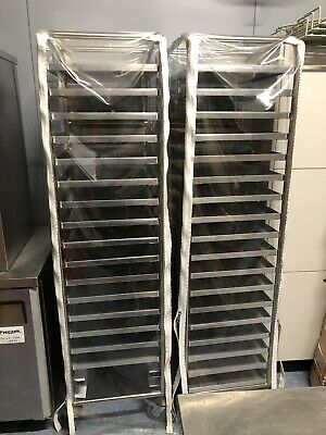 Bakery Stainless Steel Trolley