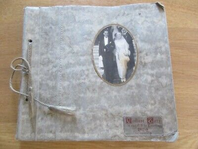 Album Photo Mariage Bourgeois 1920 Mode Dress Wedding Fashion  Haut De Forme