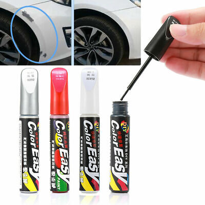 Touch Up Pens Car Auto Scratch Repair Remover Paint Pen Black Silver White Red