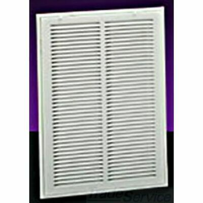 """Hart Cooley 20""""x40"""" Filter Grille - White"""