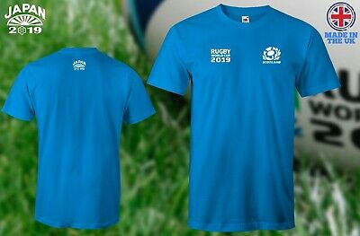 Scotland - Rugby World Cup 2019 - t shirt - Japan