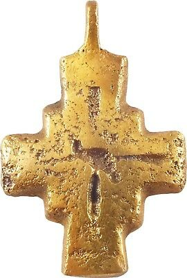 EUROPEAN RELIQUARY CROSS 7th-10th CENTURY