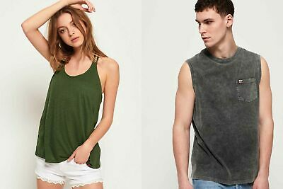 New Superdry Tops Selection for Men and Women Various Styles & Colours 6 250719