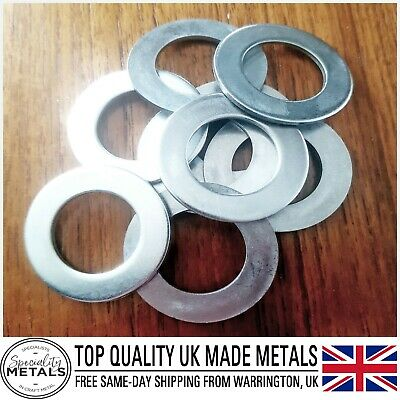 Form C Flat Washers A2 Stainless Steel (SS304) M4,M5,M6,M8,M10,M12,M16 Large