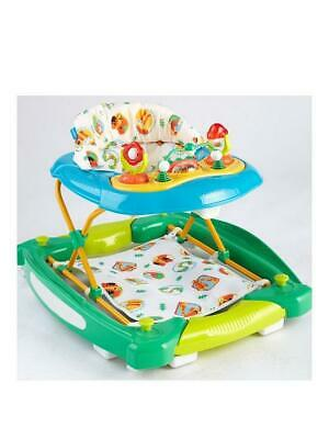 M124 Ladybird 2-in-1 Walker Rocker Jungle Baby Kids Accessory Toy Play Fun Learn