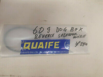 Quaife 60g Dog Box Reverse Selector Wire RALLY RACE