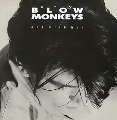 """Blow Monkeys Out With Her - Double Pack 12"""" vinyl single record (Maxi) UK"""