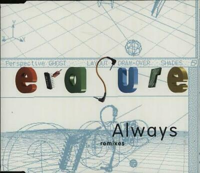"Erasure Always - Part 2 - Remixes UK CD single (CD5 / 5"") LCDMUTE152 MUTE 1994"