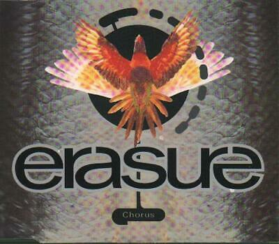 "Erasure Chorus UK CD single (CD5 / 5"") CDMUTE125 MUTE 1991"